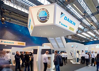 Daikin ISH Frankfurt 2019