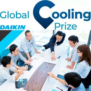 Daikin – в финале конкурса «Global Cooling Prize»