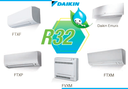 Daikin R32