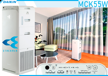 Daikin MCK55W