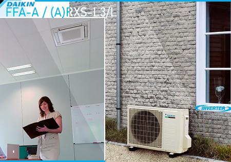 Daikin FFA-A / (A)RXS-L3/L