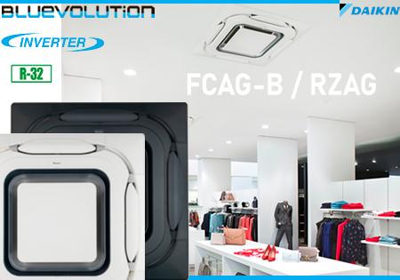 Daikin FCAG-B / RZAG